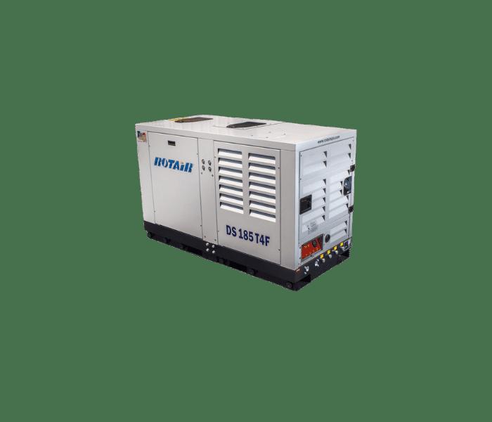 Portable Air Compressor DS185T4F